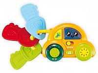 """Детская музыкальная игрушка Baby Mix """"Машинка с ключами"""" (PL380047)"""