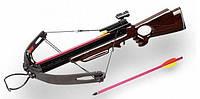 Для развлекательной стрельбы Арбалет Man Kung - 250 A1, блочный.