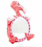 Безопасное детское зеркальце в автомобиль - Фламинго Тигрес 4898998301119