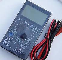 Цифровой мультиметр тестер DT 700D, A336
