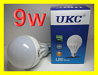 Светодиодная лампа 9W E27 Энергосберегающая