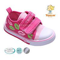 Детские кеды оптом от фирмы Tom.m 1498D (10 пар 21-25)