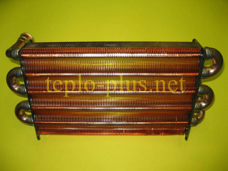 Теплообменник первичный (основной) S10599 Saunier Duval Themaclassic С25, F25, фото 2