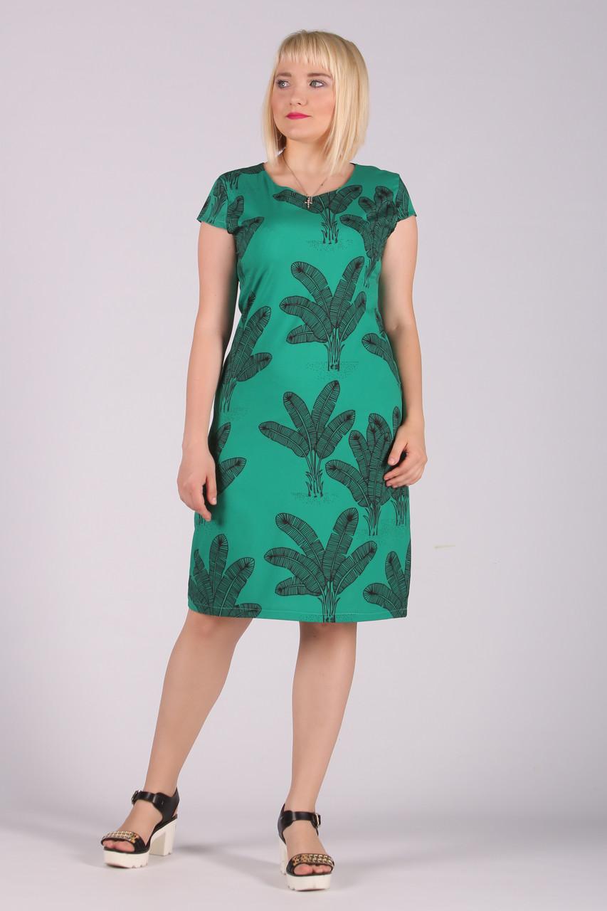 Selta платье пальма 461 50, 52, 54, 56