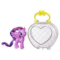 Фигурка My Little Pony Твайлайт в сумочке.My Little Pony On the Go Purse Princess Twilight Sparkle.