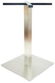 Подстолья Е-05. Базы опоры для столов металлические. Для кафе, дома, офиса.