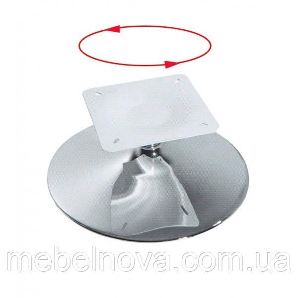 Поворотный механизм для кресел, мебели 180 мм