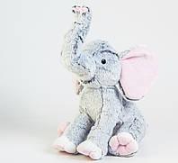 Мягкая игрушка Слоненок серый 30 см Тигрес 4820068316594