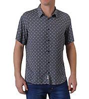 Рубашка большого размера Eskola короткий рукав, фото 1