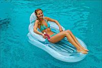 Кресло-шезлонг Комфортное плавание Интекс