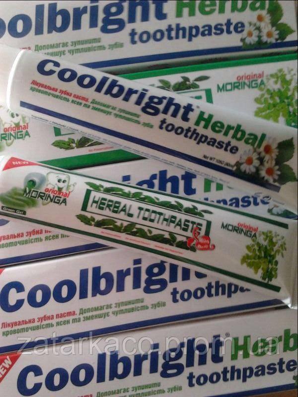 Зубная паста-гель Moringa Herbal,  (Германия) - ZatarkaCo в Хмельницком