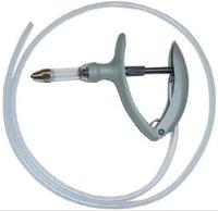 """Шприц ветеринарный Eco-matic 5мл Luer-Lock с трубкой """"HENKE"""" (Германия) ОРИГИНАЛ !"""