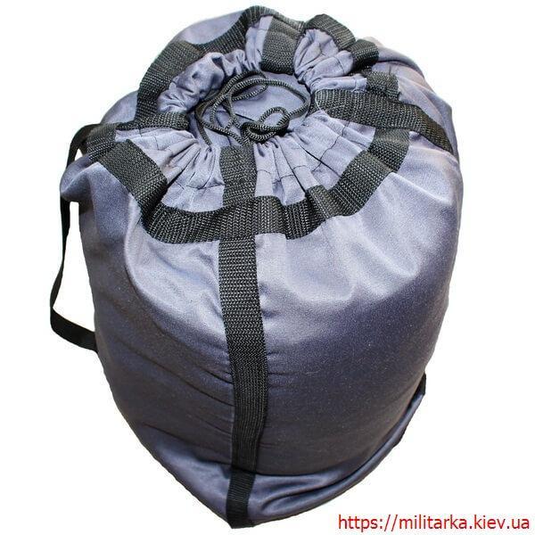 Спальный мешок -10 град серый