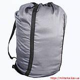Спальный мешок -10 град серый, фото 2