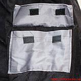 Спальный мешок -10 град серый, фото 4