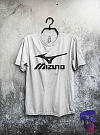 Футболка белая Mizuno XXL