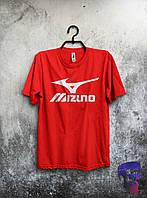 Футболка красная Mizuno XL