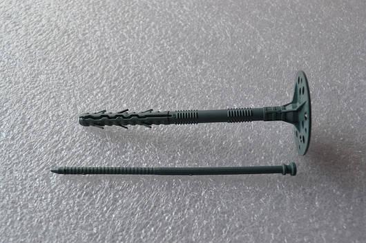 Дюбель-зонт с пластиковым гвоздем 10х120мм (стандарт).