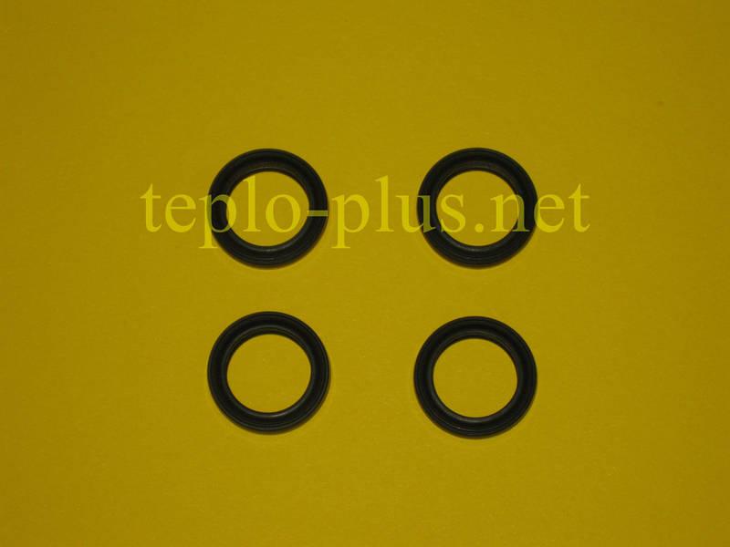 Комплект прокладок S54660 теплообменника вторичного Saunier Duval Themaclassic, Combitek, Semia, Isofast, фото 2