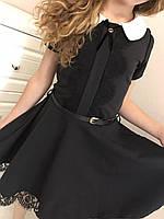 Школьное платье. Размеры:122-152. 128
