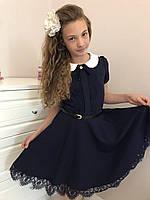 Школьное платье. Размеры:122-152.
