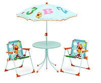 Набор детской мебели для улицы Винни Пух от Delta Children