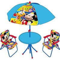 Набор детской мебели для улицы Микки Маус от Arditex