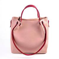 Женская сумка М130-65/68 розовый