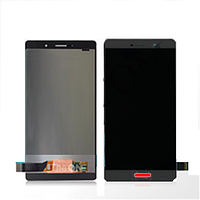Дисплей (LCD) Huawei P8 Max (DAV-703L) с сенсором черный