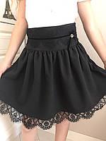 Школьная юбка.Размеры 122-152.