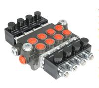 Электромеханический гидрораспределитель Z50 DIRECT SOLENOID CONTROL VALVE