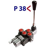 Механический гидрораспределитель секционный P38
