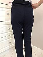 Школьные брюки с гипюром.Размеры 122-152. 122