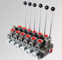 Механический гидрораспределитель на спецтехнику S-290 DIRECTIONAL CONTROL VALVE