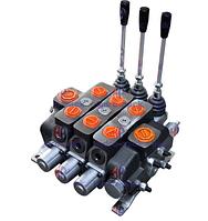 Механический гидрораспределитель на спецтехнику KS180 HEAVY DUTY DIRECTIONAL CONTROL VALVE
