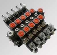 Механический гидрораспределитель ZC100ES