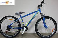 Велосипед 26'' Discovery TREK 2017 сине-черно-зеленый