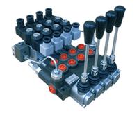 Электромеханический гидрораспределитель P40