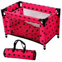 Кроватка Foshan Melobo Toys Cо., Ltd 9381 pink