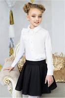 Блуза школьная Barbarris для девочек, KS-9