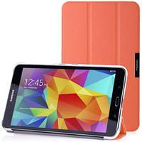 "Чехол Moko Ultraslim для планшета Samsung Galaxy Tab 4 8"" SM-T330, SM-T331 Orange"