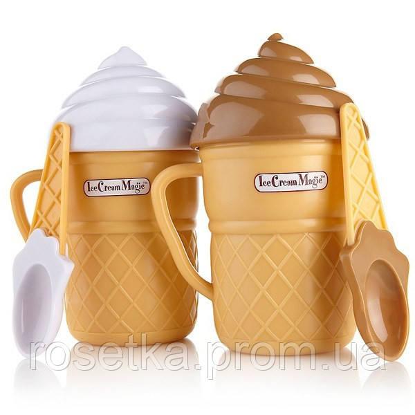 Стакан для приготовления мороженного - Ice Cream Magic