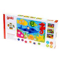 Настольная игра Goki Лото Разноцветный мир (56705)