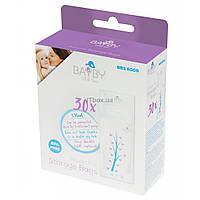 Пакет для хранения грудного молока BAYBY 30 шт 350 мл (BBS6000)