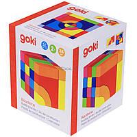 Развивающая игрушка Goki Строительные блоки (58660)