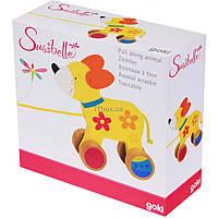 Развивающая игрушка Goki Собачка Susibelle (54915)