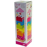 Развивающая игрушка Goki Пирамидка Башня (58542)
