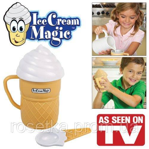Стаканчик для изготовления мороженого Ice Cream Magic