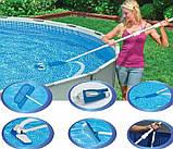 Набор ухода Intex 28003 пылесос для бассейна от насоса (очистка дна и стенок), фото 4