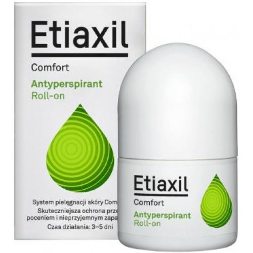 Антиперспирант длительного действия для чувствительной кожи Etiaxil Comfort Antiperspirant Roll-on Pod Pachy C